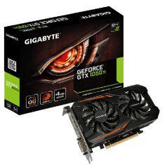 Gigabyte GeForce GTX 1050 Ti OC 4GB GDDR5 128 Bit Gaming Graphics Card ( GV-N105TOC-4GD ) main image