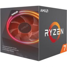 AMD Ryzen 7 2700X 2nd Generation AM4 Socket Desktop Processor YD270XBGAFBOX ( 8 Cores, Up to 4.3GHz, 16MB Cache, Wraith Prism Cooling Solution )