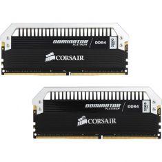 Corsair Dominator Platinum Series 32GB ( 16GB x 2 Kit ) 3200 MHz DDR4 Desktop RAM ( CMD32GX4M2C3200C16 )