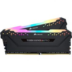 Corsair Vengence RGB Pro Series 16GB ( 8GB x 2 Kit ) 3600 MHz DDR4 Desktop RAM ( CMW16GX4M2C3600C18 )