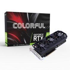 Colorful GeForce® RTX 2070 Super 8G 6GB DDR6 Graphics Card ( G-C2070S 8G-V )