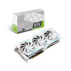 ASUS GEFORCE ROG STRIX RTX 2080 TI OC WHITE 11GB GDDR6 352-BIT GAMING GRAPHICS CARD ROG-STRIX-RTX2080TI-O11G-WHITE-GAMING