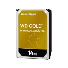 Western Digital Gold 14TB 7200 RPM Enterprise Desktop Internal Hard Disk Drive ( WD141KRYZ )