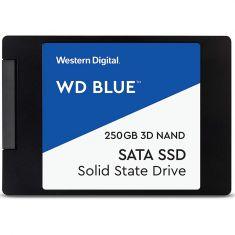 Western Digital Blue 250GB 2.5 Inch SATA Internal SSD ( WDS250G2B0A )