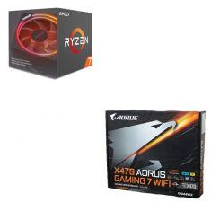 Ryzen 7 2700X CPU & AORUS X470 GAMING 7 WIFI Motherboard combo deal