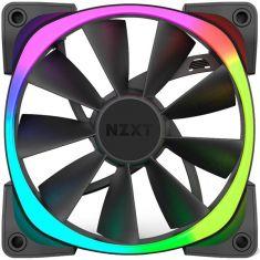 NZXT 120mm Aer RGB120 Advanced RGB LED PWM Fan RF-AR120-B1