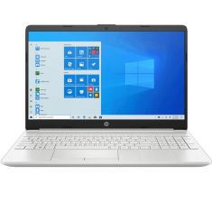 HP 15s-du3032TU Thin & Light 15.6-inch FHD Laptop (11th Gen Intel Core i5-1135G7/8GB/1TB HDD/Win 10 Home/MS Office/Intel Iris X Graphics/Natural Silver/1.76 Kg)