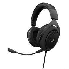 CORSAIR GAMING HEADSET HS50 STEREO CARBON CA-9011170-AP