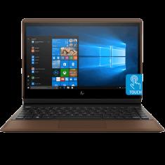 HP Spectre Folio 13-ak1004TU 13.3-inch Laptop (10th Gen i7-10510Y/16GB/512GB SSD/Windows 10 Pro/Integrated Graphics), Cognac Brown