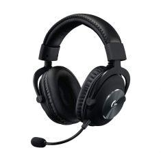 LOGITECH G PRO X 7.1 GAMING HEADSET BLACK USB HYPERSONIC PREMIUM ( 981-000820 )