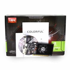 Colorful GeForce GT710 2GB DDR3 Graphics Card ( GT710-2GD3-V )