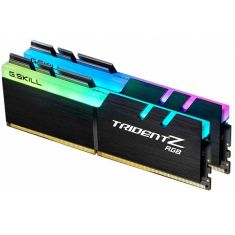 G.Skill Trident Z RGB Series 16GB ( 8GB x 2 Kit ) 3000MHz DDR4 Desktop RAM ( F4-3000C16D-16GTZR ) main