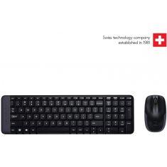 Logitech Wireless Combo MK215 ( 920-007444 )