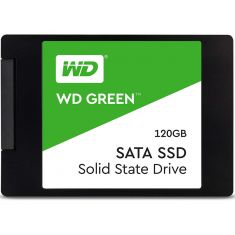Western Digital Green 120GB 2.5 Inch Sata Internal SSD ( WDS120G2G0A ) main image