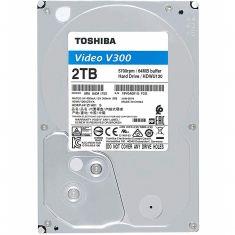 Toshiba V300 2TB 5700 RPM Surveillance Desktop Internal Hard Disk Drive ( HDWU120UZSVA )