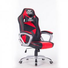 ANT ESPORTS 8077 GAMING CHAIR (BLACK-RED)