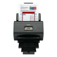 Brother ADS-2800W Touch Screen Desktop Office Scanner