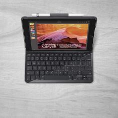 Logitech Slim Folio with Bluetooth Keyboard for iPad 5 & 6 ( 920-009017 ) main image