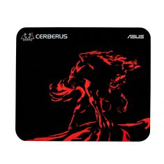 Asus Cerberus Mat, Gaming Mouse pad Series, is Optimized for Gaming with consistent Surface Texture and Non-Slip Natural Rubber