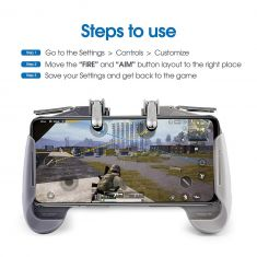 Amkette Evo Game Grip Smartphone Gamepad