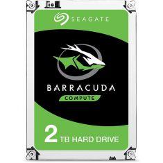 Seagate Barracuda 2TB 5400 RPM Computing Laptop Internal Hard Disk Drive ( ST2000LM015 )