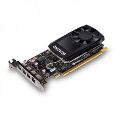 NVIDIA QUADRO P1000 4GB GDDR5 PASCAL SERIES WORKSTATION GRAPHICS CARD