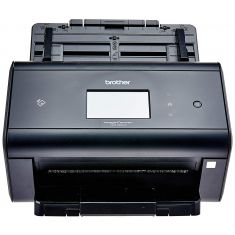 Brother ADS-3600W High-Speed Wired & Wireless Network Document Scanner