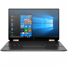 HP Spectre x360 - 13-aw0204tu Intel® Core™ i5-1035G4 Laptop (8GB/512GB SSD/Windows 10 Home/Backlit KBD/Intel® Iris® Plus Graphics/13.3 inch FHD/1.27kg/Nightfall black)
