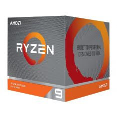 AMD Ryzen 9 3900X 3rd Generation AM4 Socket Desktop Processor 100-100000023BOX ( 12 Cores, Up to 4.6GHz, 64MB Cache, Wraith Prism Cooling Solution )