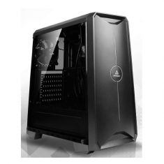 ANTEC NX200 RGB (ATX) Mid Tower Cabinet - With Transparent Side Panel (Black)