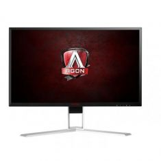 AOC AGON AG241QX - 24 Inch Gaming Monitor (1ms Response Time, 144Hz Refresh Rate, QHD TN Panel, DVI, HDMI, D-Sub, DisplayPort, Speak