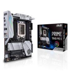 Asus PRIME TRX40-PRO S ATX Motherboard ( AMD Socket sTRX4, For Ryzen Threadripper 3rd Generation CPU, 8 RAM Slots, Max 256 GB Memory )