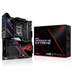ASUS ROG MAXIMUS XII EXTREME Z490 Chipset E-ATX Motherboard ( Intel Socket LGA1200, Support for 10th Generation Intel Core Series CPU, 4 RAM Slots, Max 128GB RAM Support )