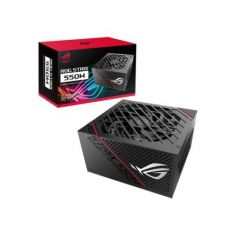 ASUS ROG Strix 550W SMPS - 550 Watt 80 Plus Gold Certification Fully Modular PSU With Active PFC