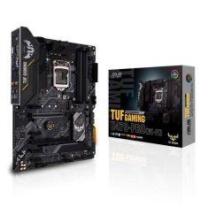 ASUS TUF GAMING H470 PRO ( WI-FI ) ATX Motherboard ( Intel Socket LGA1200, Support for 10th Generation Intel Core Series CPU, 4 RAM Slots, Max 128GB RAM Support )