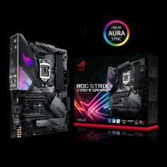ASUS ROG STRIX Z390-E Gaming Wifi ATX Motherboard ( 1151 socket, Intel 9th Generation Core Series CPU Support, 4 Ram slots, Max 128GB Memory )