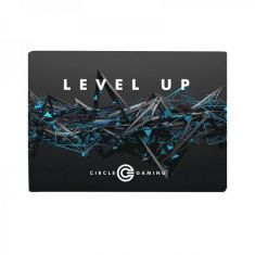 CIRCLE LEVEL UP BATTLEPRO GAMING MOUSE PAD (SMALL)