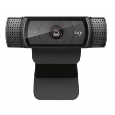 Logitech HD PRO WEBCAM C920 Full 1080p high definition main image