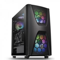 Thermaltake Commander C34 TG ARGB (ATX) Mid Tower Cabinet With Tempered Glass Side ( CA-1N5-00M1WN-00 )