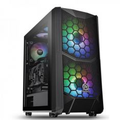 Thermaltake Commander C35 TG ARGB (ATX) Mid Tower Cabinet With Tempered Glass Side ( CA-1N6-00M1WN-00 )