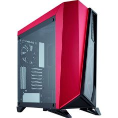 Corsair Cabinet  SPEC OMEGA BLACK/RED TEMPERED GLASS(CC-9011120-WW)