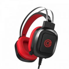CIRCLE BATTLE PRO GAMING HEADSET (RED)