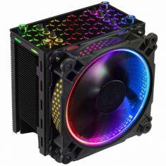 JONSBO CR-201 BLACK RGB 120MM CPU AIR COOLER