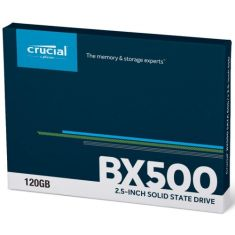 Crucial BX500 120GB 3D NAND SATA 2.5 Inch SSD ( CT120BX500SSD1 ) main image