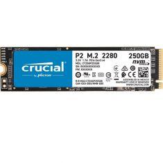 Crucial P2 250GB PCIe M.2 2280 NVMe Gen 3 Internal SSD ( CT250P2SSD8 )