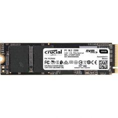 Crucial P1 500GB 3D NAND NVMe PCIe M.2 Internal SSD main image