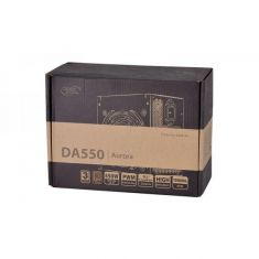 Deepcool Aurora DA550 80+Bronze Certified Power Supply 550W