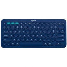 Logitech K380 Multi-Device Bluetooth Keyboard Blue ( 920-007596 )