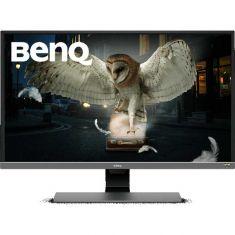 BenQ EW3270U - 32 Inch Video Enjoyment Monitor (AMD FreeSync, HDR, 4ms Response Time, Frameless, 4K UHD VA Panel, HDMI, DisplayPort, Speakers)