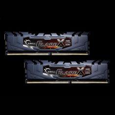 G.Skill Flare X Series 16GB ( 8GB x 2 Kit ) 3200MHz DDR4 Desktop RAM ( F4-3200C16D-16GFX )